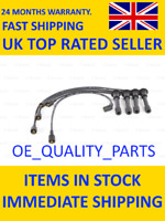 Ignition Wires Leads Set Kit Spark Plug Cables 0986356795 BOSCH for Citroen