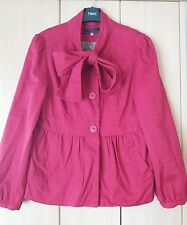 New bow jacket by New Look size 12