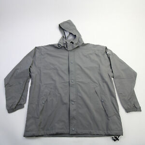Nike Rain and Wind Jacket Men's Gray New with Tags L