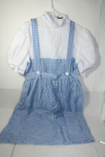Wizard of Oz Adult Dorothy size XL skirt and top