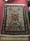 Spectacular BIDJAR Hand-Woven Oriental Rug 151x113 cm Rug Tapis Carpet Art