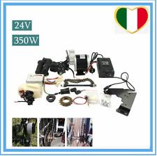 """24V350W Kit di conversione bici elettrica motore controller si adatta per 22-28"""""""