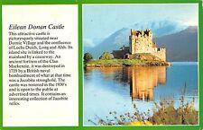 B103435 eilean donan castle    scotland