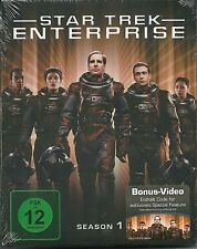 Star Trek Enterprise Staffel 1 Blu-Ray  NEU OVP Sealed Deutsche Ausgabe