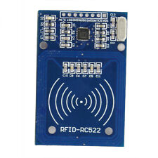 argento Tono Blu RF RFID-RC522 13-26mA DC 3.3V sensore scheda Modulo Q6E7 Q8F4