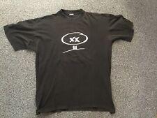 Roxette Gessle Gyllene Tider Återtåget Tour Shirt 1996 Größe XL Rot Getragen Rar