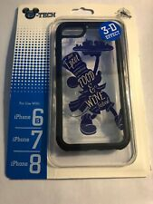 DISNEY PARKS D-TECH  iPHONE 6s 7 8 CASE Clear EPCOT Food and Wine Festival