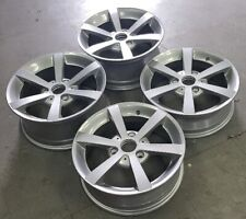 Smart ForTwo Car 451 2007 Alloy Wheel Wheels Rim Rims Set Front Rear 6 Spoke