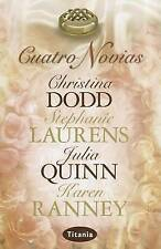 NEW Cuatro novias (Spanish Edition) by Various Authors
