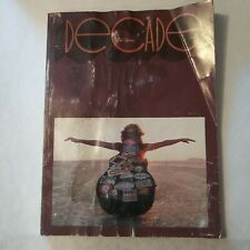 Neil Young Decade, guitar song book