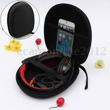 Headphone Earphone Headset Carry Case Storage Bag Box Pouch for Sony Sennheiser