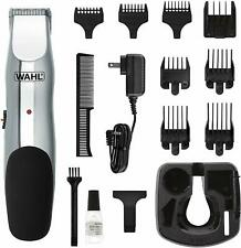 Wahl Beard and Mustache Trimmer, Cordless Rechargeable Facial Hair Trimmer