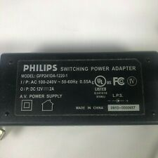 Philips GFP241DA-1220-1 for DC320 DC350 AC Adapter Power Supply Charger