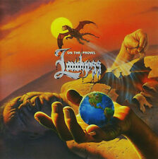 Loudness - On The Prowl Japan OOP 2002 Reissue CD without OBI