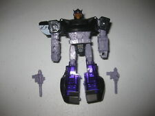 Transformers Siege War For Cybertron BARRICADE Complete Deluxe WFC