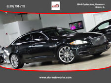 2011 Jaguar Xj Xjl Supercharged Sedan 4D
