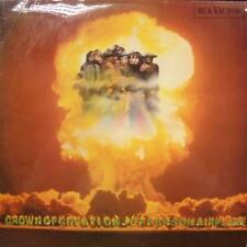 Jefferson Airplane(Vinyl LP)Crown Of Creation-RCA-SF 7976-UK-1968-Ex/Ex