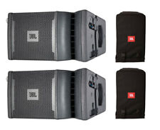 2x JBL VRX932LAP Active Line Array Speaker Powered Monitor + Protective Covers