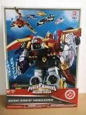 Saban's Power Rangers Megaforce Gosei Great Megazord Nippon Edition 2014 Bandai