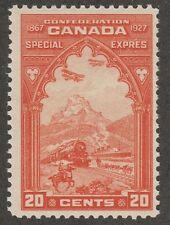 KAPPYSSTAMPS S722 CANADA SPECIAL DELIVERY SCOTT # E3 MINT HINGED CATALOG $60.00