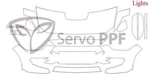 16+ Ford Mustang Shelby GT350 GT350R Suntek Ultra Self Healing Clear Bra Film