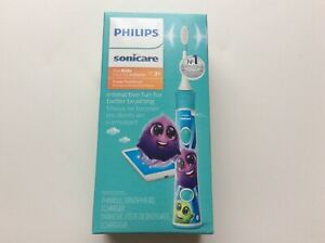Philips Sonicare Kids Electric Toothbrush Rechargeable Bluetooth Connected