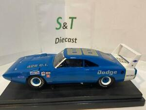Buddy Baker 1969 #88 Dodge Daytona World Speed Record Talladega 1/18