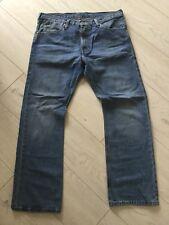 Levi's Gents Original Classic Fit Distressed Jeans W34 L30