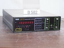 ENERTEC 2615 FREQUENCEMETRE UNIVERSAL COUNTER 120MHz *B582