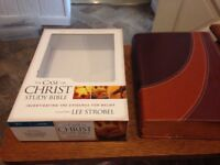 NEW! Case for Christ Study Bible 1984 NIV New International Version 84