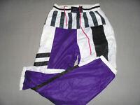 vintage McPearson sportswear Trainingshose Jogger 80s glanz hose oldschool L