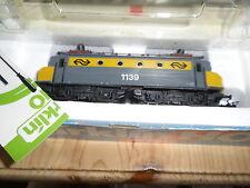 Märklin-HAMO-8324-Elektro-Lok BR1139-NS-Grau-Gelb-DCC-Digital-Top Zustand in OVP