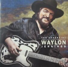 WAYLON JENNINGS - THE ESSENTIAL WAYLON JENNINGS  - CD
