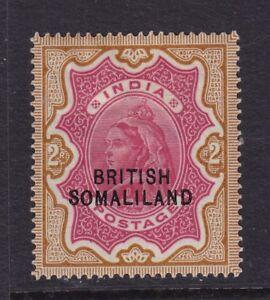 Somaliland Scott # 17 VF OG hinged nice color cv $ 130 ! see pic !