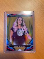 WWE Topps Finest Trish Stratus Finest Returns Gold 48/50