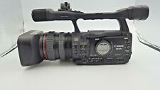 Canon XH A1S Professional Camcorder High Definition 20X HDV 1080i - WORKING!!!