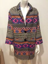 GORMAN Technicolour Coat Size 10 Brand New With Tags RRP $399