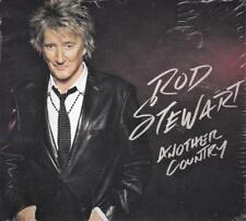 ROD STEWART - ANOTHER COUNTRY (NEW SEALED CD) Digipak