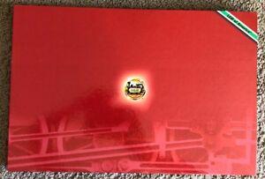 "LGB of America 2003/2004 Train 17 1/2""x 12"" Hardcover Catalog Toy Fair Edition"