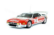 OTTO OT126 BMW M1 GROUP B RALLY CAR TOUR DE CORSE 1983 1:18 BNIB MIB