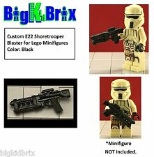 E22 Custom Blaster Star Wars SHORETROOPER LEGO Minifigure Buy More 1 Ship Cost