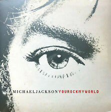 Michael Jackson CD Single You Rock My World - Europe (EX/EX)
