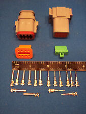 8-Way Deutsch DT connector kit