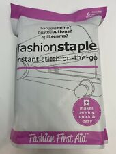 Fashion Staple: instant stitching stapler EASY SEWING Brand New
