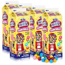 Dubble Bubble Gum-Balls Nachfüll-Packung Kaugummis für Kaugummi-Automaten (5er P