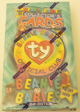 Ty Beanie Babies Collector Trading Cards 2nd Edition Series 3 Sealed Box