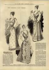 1890 New Christmas Party Dresses Winter Fur Cloak