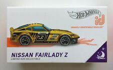Hot Wheels ID Nightburnerz Nissan Fairlady Z