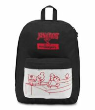 Jansport Backpack Superbreak x Gonz End Of Sidewalk Gonzales Skate School Bag
