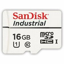 SanDisk Industrial 8GB 16GB Micro SD Memory Card Class 10 UHS-I WHOLESALE PRICE
